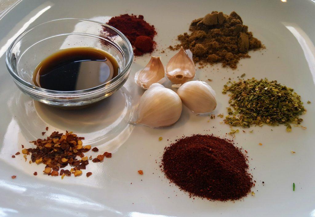 White Chicken Chili spices