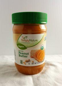 Aldi Organic Peanut Butter momsdinner.net