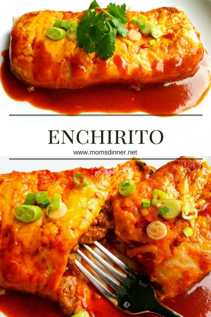Enchirito Pinterest Image