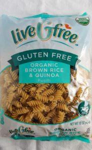 aldi brown rice and quinoa pasta