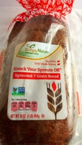 Aldi sprouted bread momsdinner.net