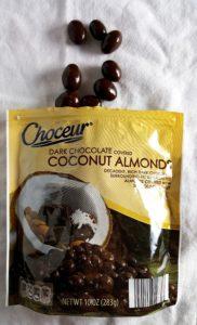 Aldi Coconut almonds