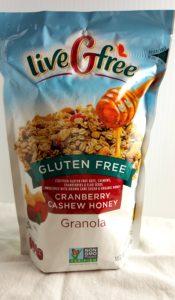 cranberry cashew honey granola momsdinner.net