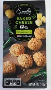 Baked Cheese Bites from Aldi