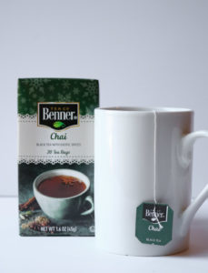 Chai Tea bags from alid