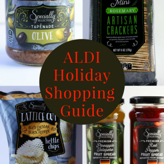 Aldi Holiday Shopping Guide