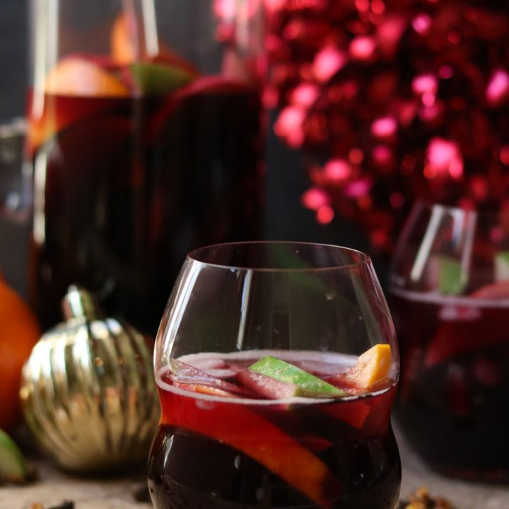 Winter Sangria momsdinner.net