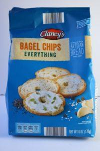 Bagel Chips everything seasoning from Aldi