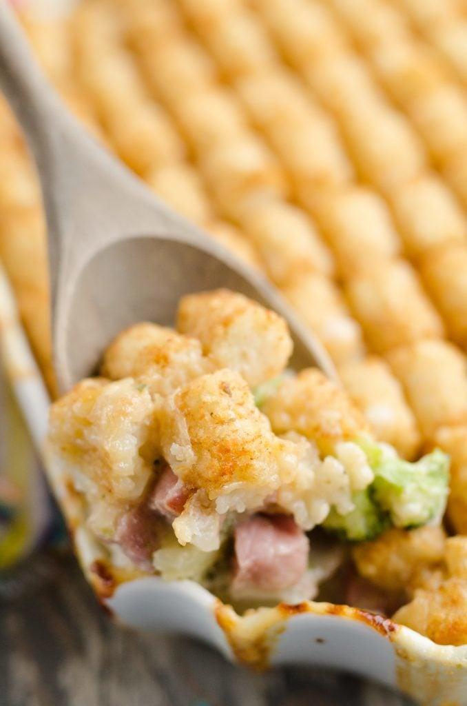 Cheesy-Ham-Broccoli-Tater-Tot-Hotdish-The-Creative-Bite-Picture-copy-678x1024