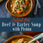 Beef & Barley Soup with Pistou momsdinner.net