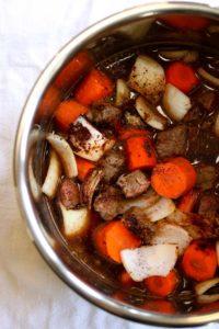 Instant Pot Burrito Bowls momsdinner.net
