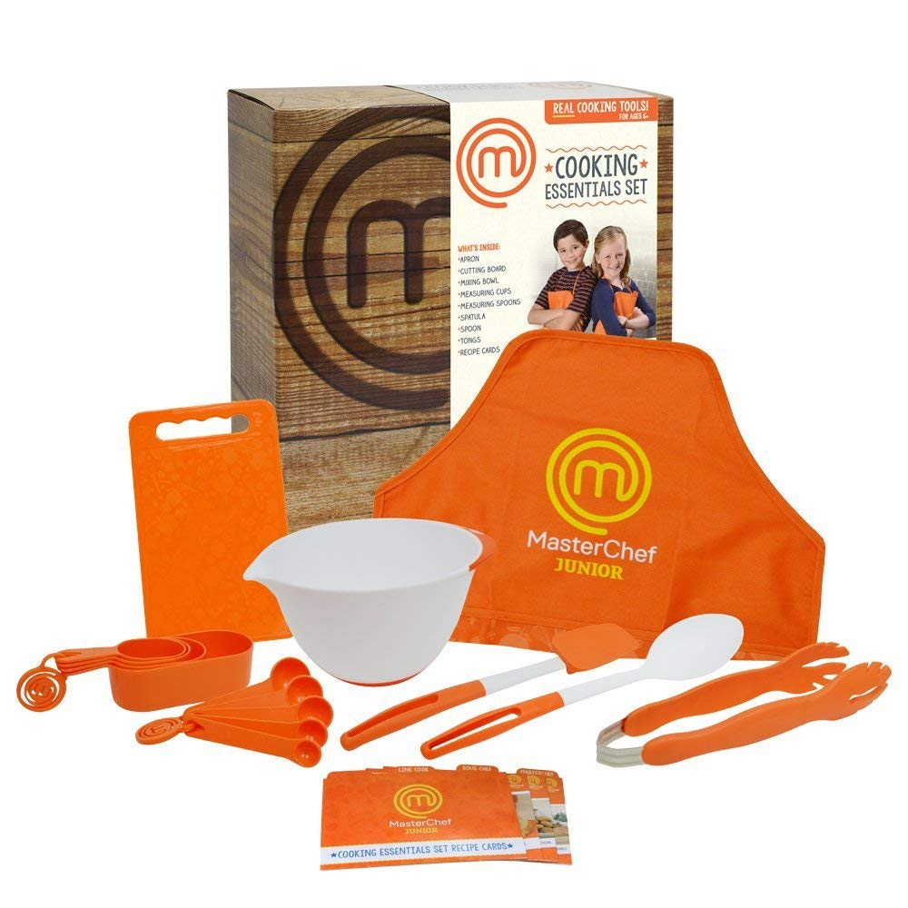 master chef jr cooking set