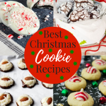 Christmas Cookie round up pin image