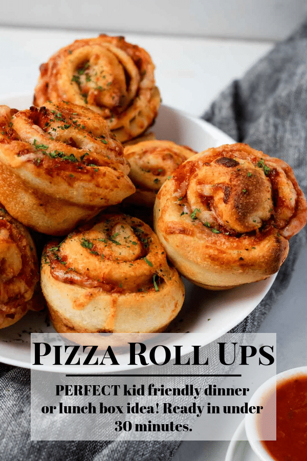 Pizza Roll Ups Pinterest Image