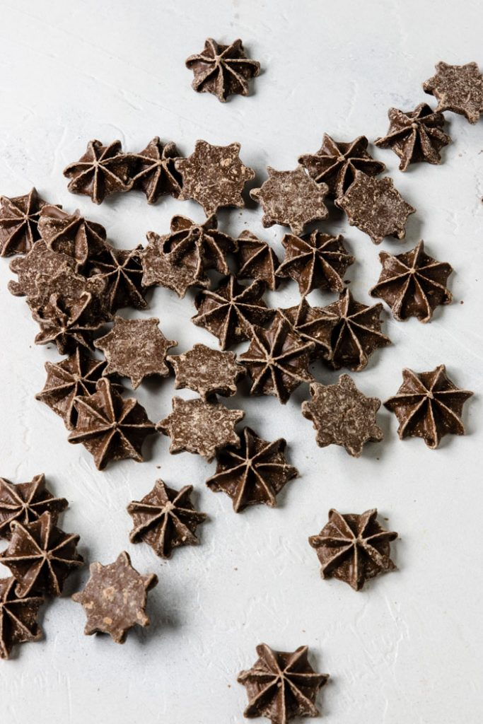 Milk Chocolate Stars