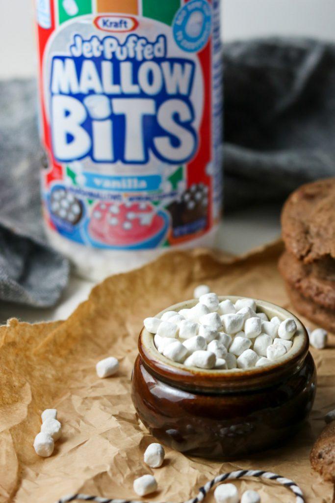 Kraft marshmallow bits