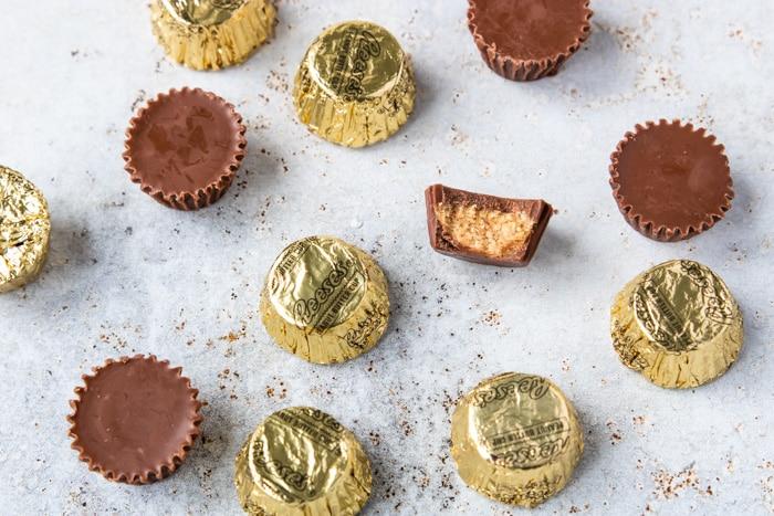 Mini Reese's Peanut Butter Cups