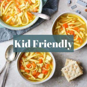 Kid Friendly Dinner