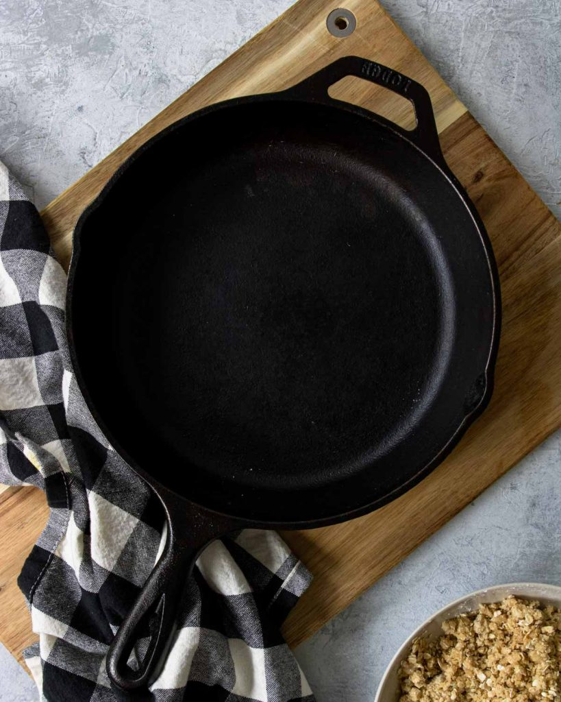 8 inch cast iron skillet