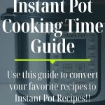 Instant Pot with Pinterest text overlay